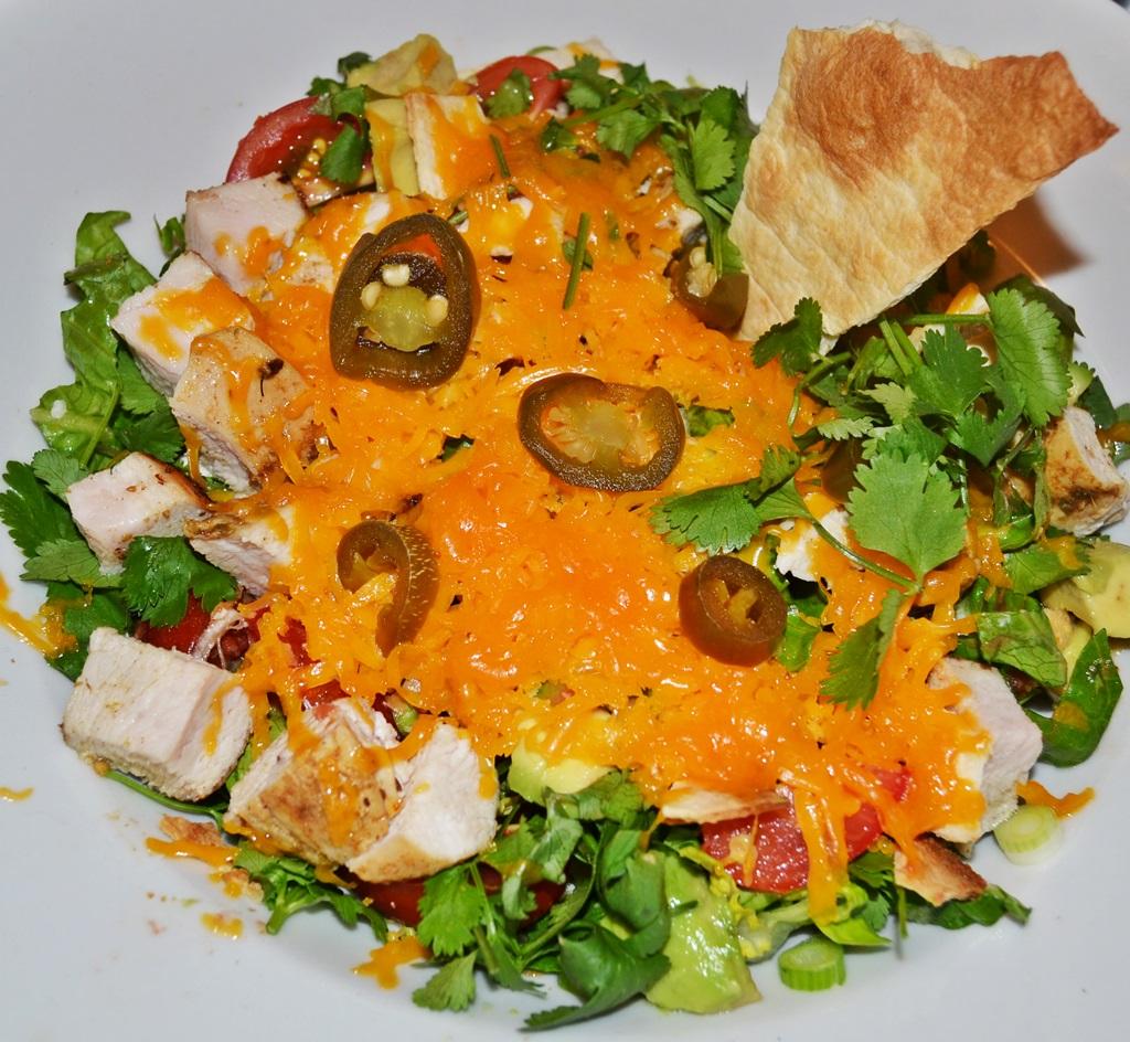 Taco Salat 4
