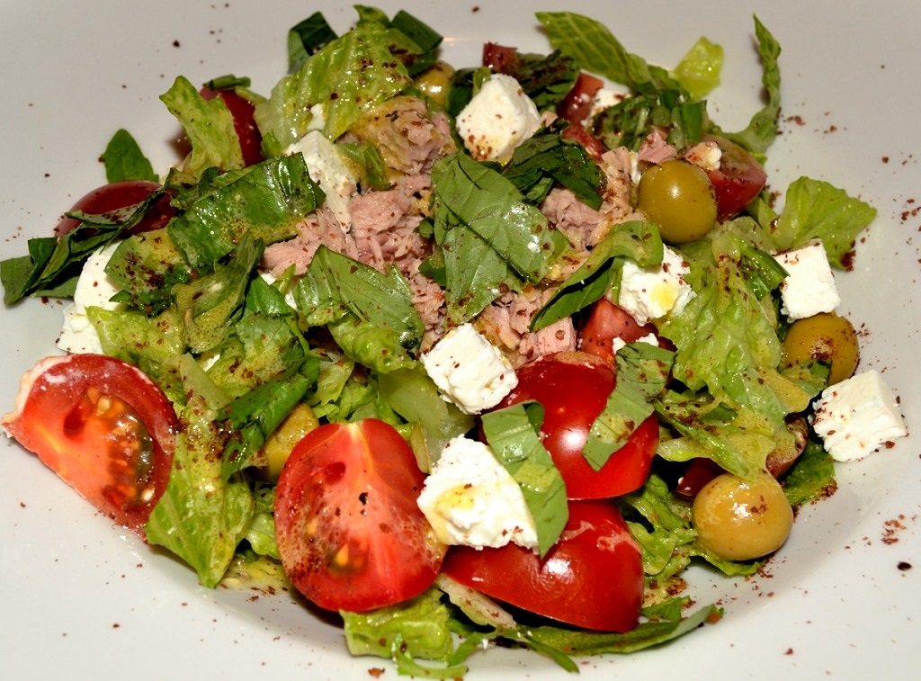 Salat Tomate Feta Olive Thun Sumach 3