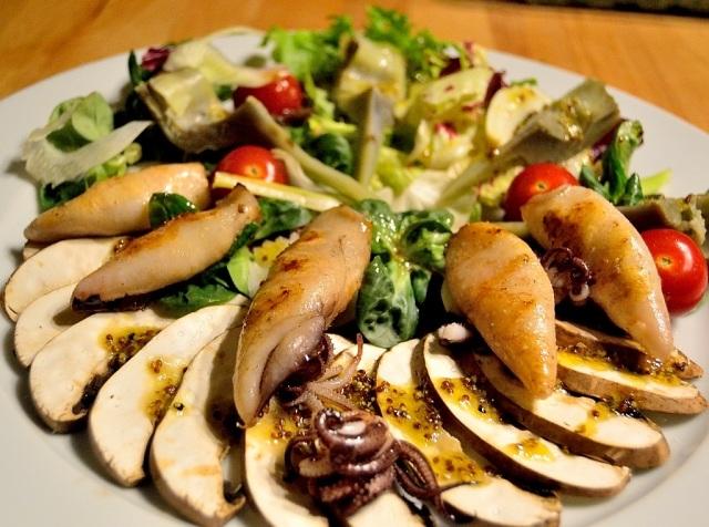 salat-calamaretti-artischocken-fenchel-tomaten-2